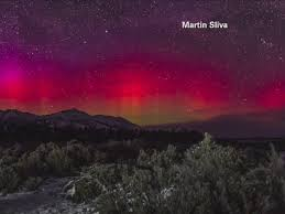 Northern lights may be visible over Colorado Wednesday night into