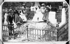 Stonewall Jackson Grave Bing VA History