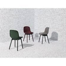 chaise bordeaux chaise hay neu 13 bordeaux et bois idees fr
