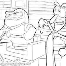 Coloring Pages Disney Infinity Printable