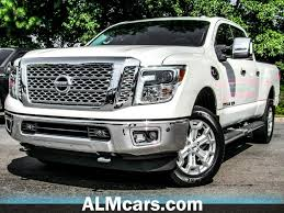 2017 Used Nissan Titan XD 4x4 Diesel Crew Cab SL At ALM Gwinnett ... 2018 Nissan Titan Xd Reviews And Rating Motor Trend 2017 Crew Cab Pickup Truck Review Price Horsepower Newton Pickup Truck Of The Year 2016 News Carscom 3d Model In 3dexport The Chevy Silverado Vs Autoinfluence Trucks For Sale Edmton 65 Bed With Track System 62018 Truxedo Truxport New Pro4x Serving Atlanta Ga Amazoncom Images Specs Vehicles Review Ratings Edmunds