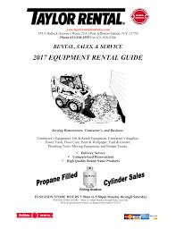 100 Budget Trucks Rental 2017 EQUIPMENT RENTAL GUIDE Manualzzcom