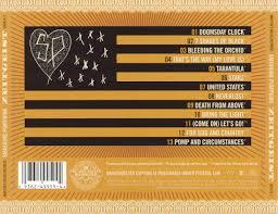 Smashing Pumpkins Zeitgeist Album Cover by Sound Station