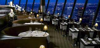360 The Restaurant On Top Of CN Tower Is One Those Things You