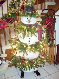 Unique And Clever Alternative Christmas Trees