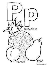 Alphabet Coloring Pages For Preschoolers Free Letter Book Printable E Full Size