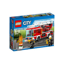 100 Lego Fire Truck Games LEGO City Ladder 60107 1800 Hamleys For Toys And