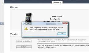 Soluciones pletas para reparar error 3194 de iPhone drne