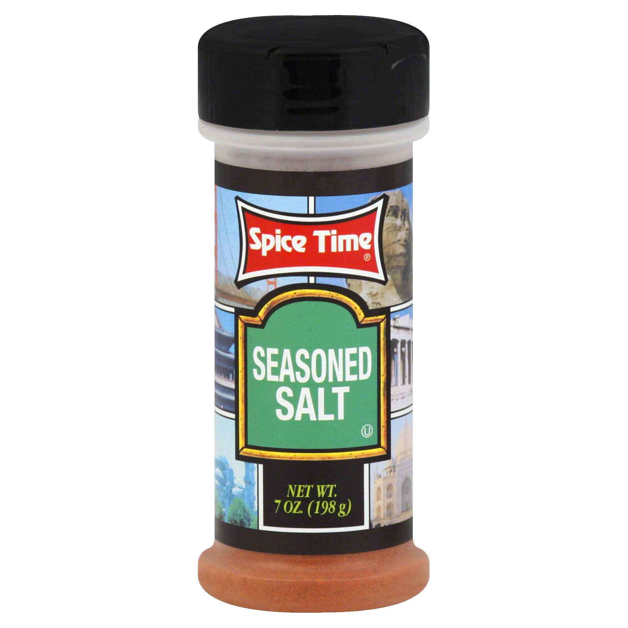 Spice Time Seasoned Salt - 7 oz