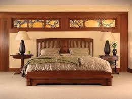 Stickley Furniture Spindle Platform Bed Pasadena Bungalow Collection