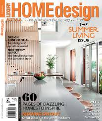 100 Home Design Magazine Huge Readership Increases For Luxury Belle And