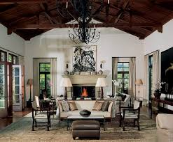 Top Spanish Colonial Architecture And New Home Interior Design Decoration Revival
