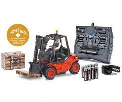 1:14 Linde Forklift 2.4G 100% RTR - Electric Cars Others - RC Models ...