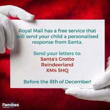 Christmas Royal Mail