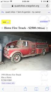 54 Howe Fire Truck With A Hemi $2500 | Ebay / Craigslist ... 2006 Ford F150 For Sale Autolist Craigslist Car By Owner Austin Tx Searchthewd5org Dc Md Va Cars Sale By 2018 2019 New Lansing 82019 Reviews Javier M Sam_0443 Switchngo Chicago Trucks For Ltt Isuzu Landscape Isuzu Crew Cab Box Truck Pittsburgh Pa Com Wheeling Stuff Classifieds In Classics Near Pennsylvania On Autotrader Cheap