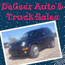 DeGeer Auto & Truck Sales - Home | Facebook 2009 Jeep Patriot 4x4 Limited Green Suv Sale Details West K Auto Truck Sales 2015 Kenworth T680 Dallas Tx 5002699701 Cmialucktradercom X1 Edition Black Campers Motorcars Used Car Dealer In Fort Worth Benbrook White Huge 6door Ford By Diessellerz With Buggy On Top Freightliner Trucks And Western Star Jeep Patriot Sport For Sale At Elite New Englands Medium Heavyduty Truck Distributor Win A 2011 Dodge Or Thanks To Owyhee Cattlemens
