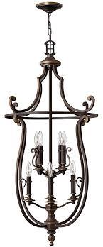 casa padrino barock hängeleuchte antik bronzefarben ø 61 x h 111 5 cm elegante wohnzimmer pendelleuchte im barockstil barock möbel