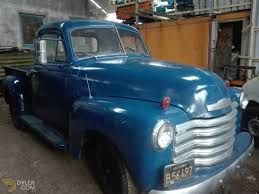 100 1951 Chevy Truck For Sale Classic Chevrolet 3100 Pick Up Pickup For 5300 Dyler