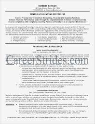 Staff Accountant Resume Sample Luxury Template For An New Delighted Fun Accounting Samples Of