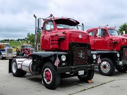 100 International Semi Truck Dan Cornetts Beautiful 1953 RDFC405 COE Se Flickr