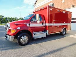 100 650 Ford Truck 2011 Horton F Ambulance Used Details