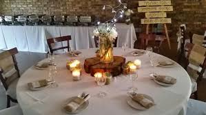 Rustic Wedding Decorations To Hire