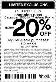 Belk Coupon Code / Panda Express Coupon December 2018