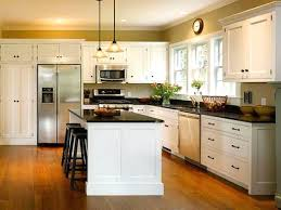 Full Size Of U Shaped Kitchen Island With Table Unbelievable L Image Inspirations