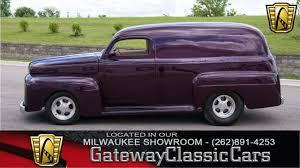 100 1948 Ford Truck F100 Panel Gateway Classic Cars 273MWK