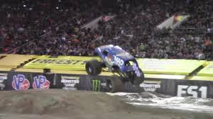 Extreme Truck Driver Pulls Off Epic Stunt With World-first Monster ... Watch The Worlds First Ever Monster Truck Front Flip At Jam Invades Atlantas Mercedesbenz Stadium Northside Lee Odonnell At World Finals Xviii Freestyle Video Lands First Ever Front Flip Gta 5 Fast And Furious 6 Car Scene Remake Kvw Otography 2011 Cool Ramp 24 Jump Printable Dawsonmmpcom Flips Over Youtube 2018 A Nation Of Moms Petrolhedonistic Perform An Epic Recordbreaking Drive