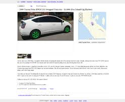 100 Seattle Craigslist Cars Trucks By Owner The V8 Prius On Is Fake