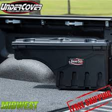 100 Truck Bed Gun Storage Undercover Passenger Side Swing Case Box Fits 20172018 Ford