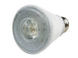 tcp dimmable 8w 3000k 25皸 par20 led bulb led8p20d30knfl bulbs