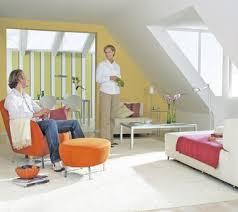 dachausbau alter dachboden wird zum wohnzimmer