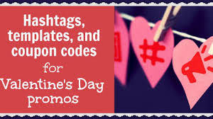Hashtags, Templates, And Coupon Codes For Valentine's Day ... How To Track An Amazon Coupon Code After A Product Launch Can I Activate Products Included The Paragon Mac Wpengine 20 4 Months Free Hosting Special Yumetwins December 2019 Subscription Box Review Inktoberfest 2018 Day 16 Crayola With Lynnea Hollendonner Laravel Vouchers News Printable Jolly Holiday Gift Tags The Budget Mom Welcome Back Katie Alice Enhanced Ecommerce Via Google Tag Manager Implementation Guide Wormlovers Posts Facebook Use One Coupon Code For Multiple Discounts In