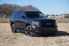 100 Tahoe Trucks For Sale 2018 Chevrolet RST First Drive Review Digital Trends