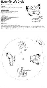 Pumpkin Stages Of Growth Worksheet by Life Cycle Of A Butterfly Cut And Paste Insects Pinterest