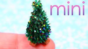 DIY Miniature Christmas Tree