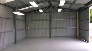 Titan Garages And Sheds by Shed Wiring And Lights Australia Youtube