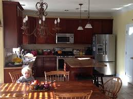 choosing kitchen light fixtures that work together emily a clark