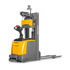 Automated Guided Vehicle | Jungheinrich Toyota Sit Down Clamp Truck With Long Reach Mfg Squeeze Box Stack Raymond 5500 Ordpicker 5000 Series Order Pickers Powered Pallet Trucks Walkie Straddle Stackers Pallet Stsx Crown Equipment Swing Reach Trucks Hdware Home Improvement Endcontrolled Rider Jack Toyota Forklifts 8310 Electric Sit Down Forklift 4460 3300 6500lb Bw7 Serswalkie Pletwalkie Very Narrow Aisle Vna K
