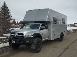 2015 Dodge Ram 5500 Expedition Camper. ITB Truck Bodies Camper. AEV ...