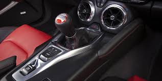 2016 Chevrolet Camaro Interior Detailed autoevolution