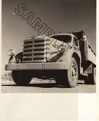 100 Diamond T Trucks REDUCED 1950s DIAMOND Dump Ruck 8x10 BW Glossy Photo EBay