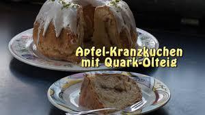 apfel kranzkuchen mit quark ölteig