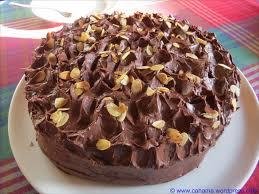 apfel schokoladen torte cahama