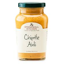 Chipotle Halloween Special by Chipotle Aioli Condiments Stonewall Kitchen