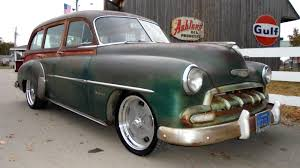 100 1952 Chevy Panel Truck Restomod Wagon Chevrolet Styleline Deluxe