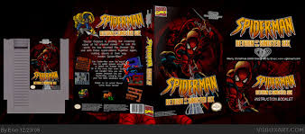 Spider Man Return Of The Sinister Six Box Art Cover