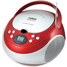 supersonic sc 709 silver portable mp3 cd player with cassette